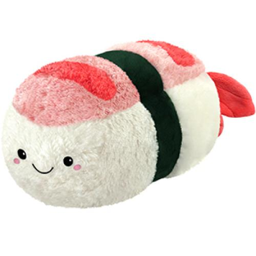 Squishables Shrimp Sushi 15in