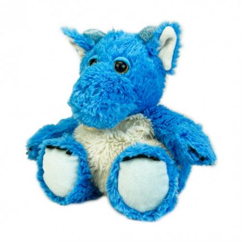 Warmies Heatable Stuffed Animal Dragon 13in