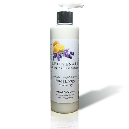 Body Lotion 8oz - Pure Aromatherapy