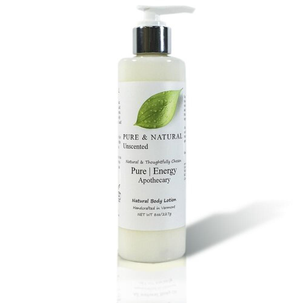 Body Lotion 8oz - Pure & Natural Unscented