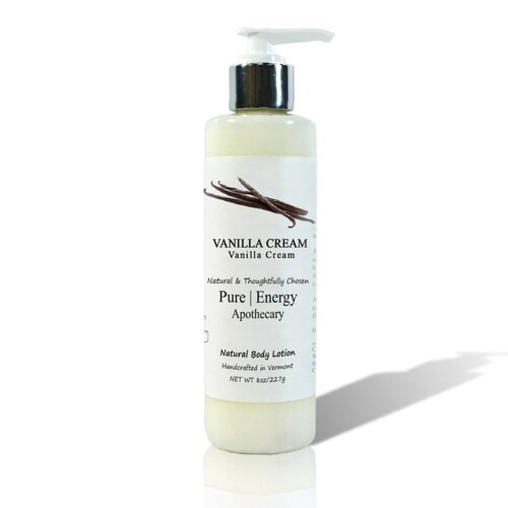 Body Lotion 8oz - Vanilla Cream