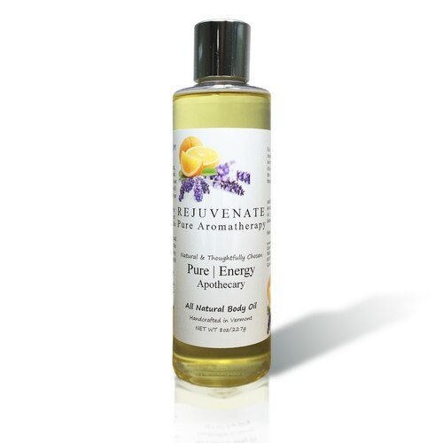 Body Oil 8oz - Pure Aromatherapy