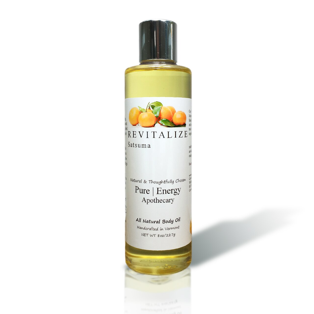 Body Oil 8oz - Satsuma