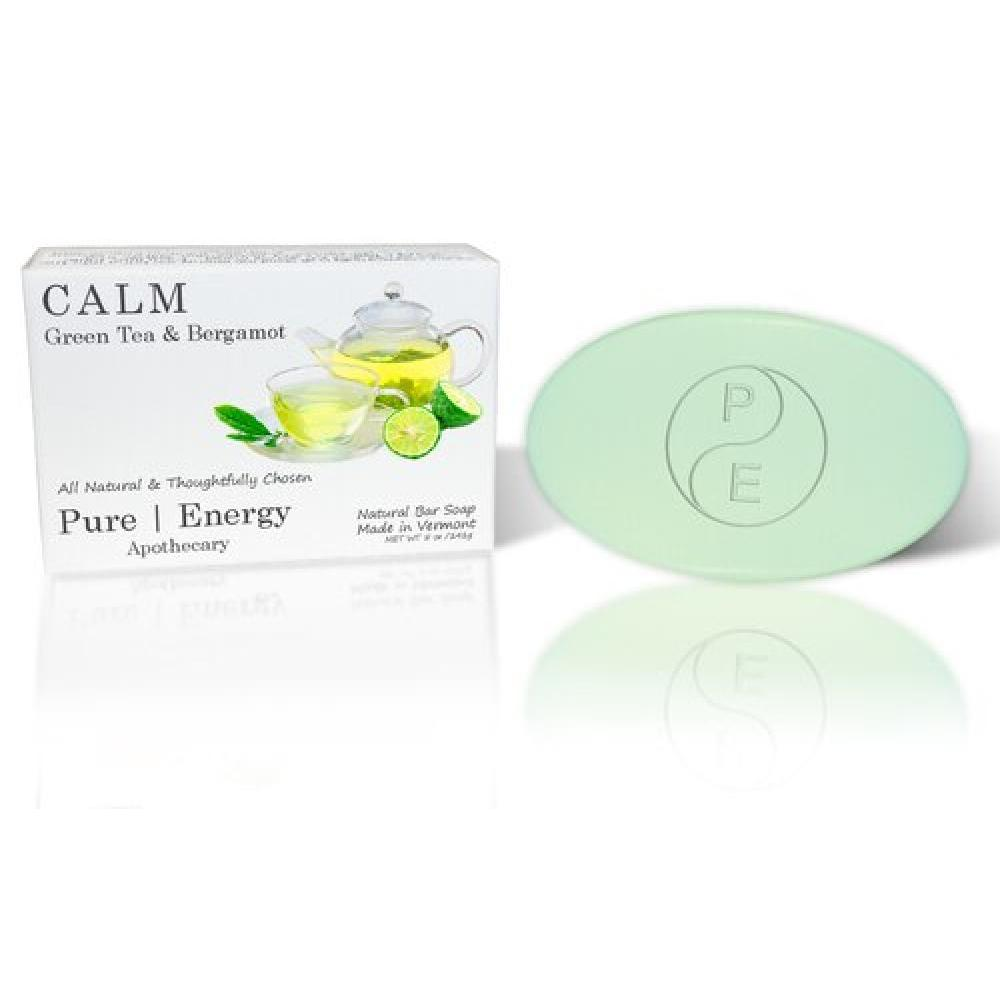 Soap Bar - Green Tea & Bergamot