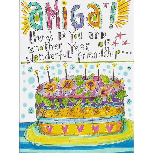 Birthday - Amiga