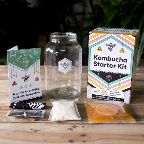 Brew Kit - Kombucha