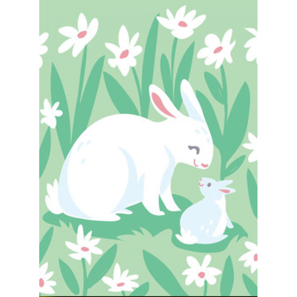 Mothers Day - Spring Bunnies
