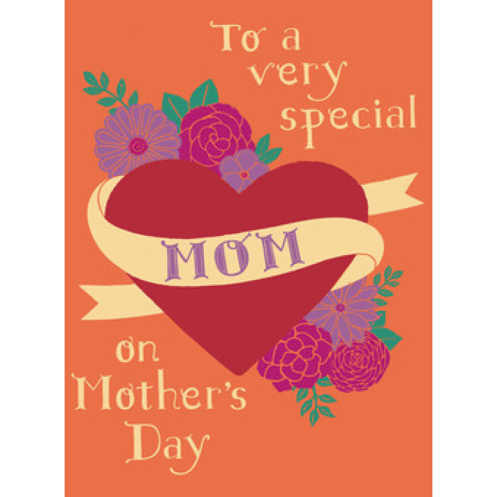 Mothers Day - Very Special Mom