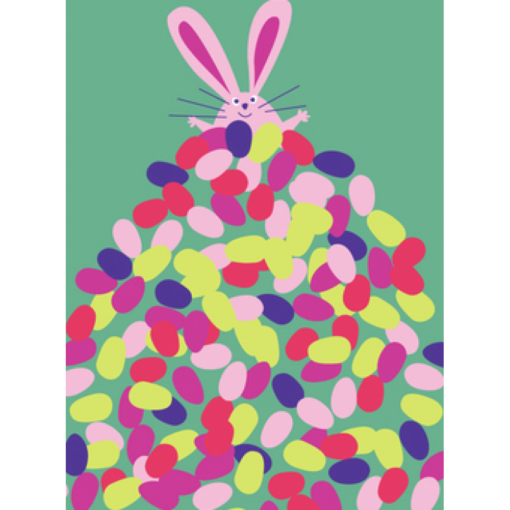 Easter - Jelly Bean Bunny