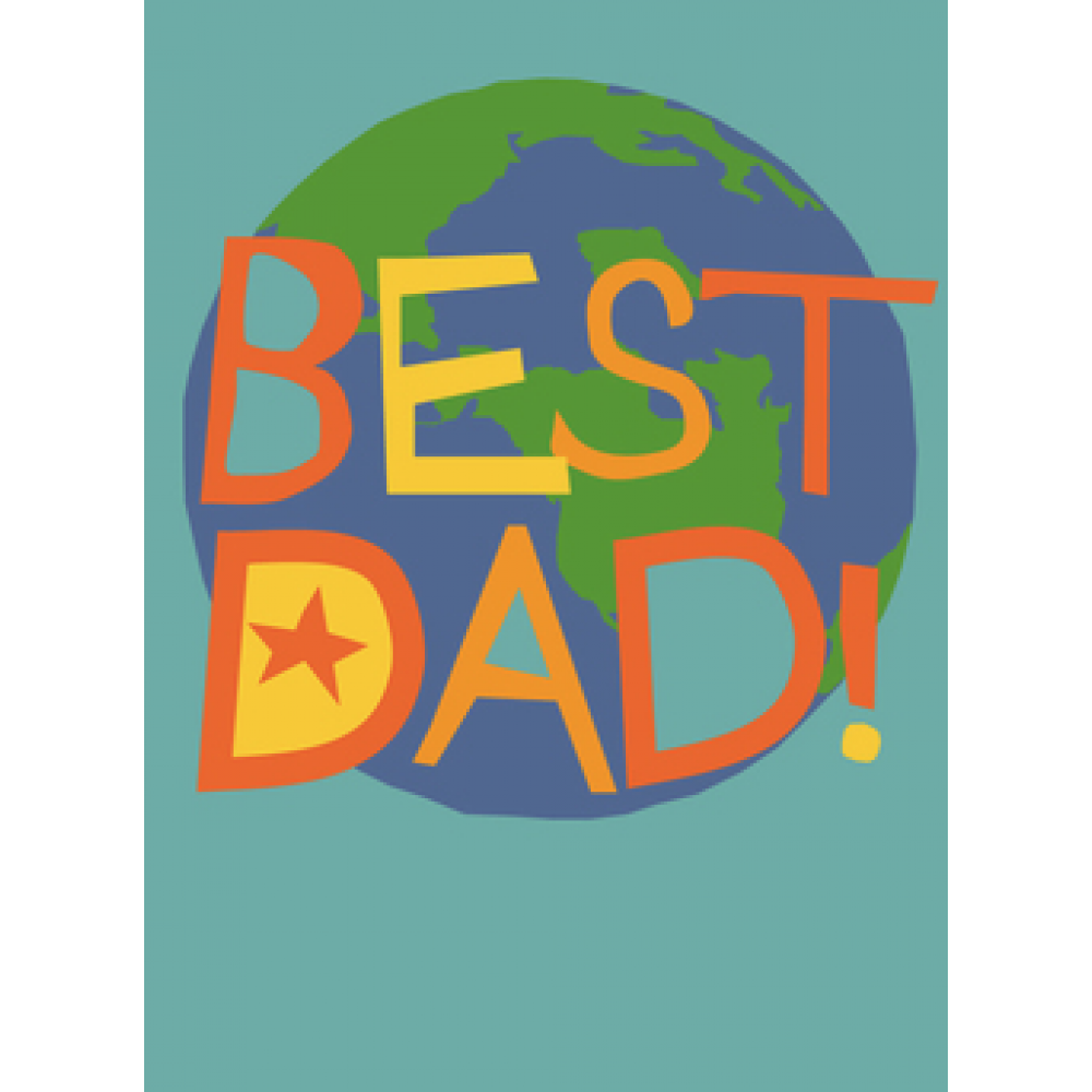 Fathers Day - Best Dad World