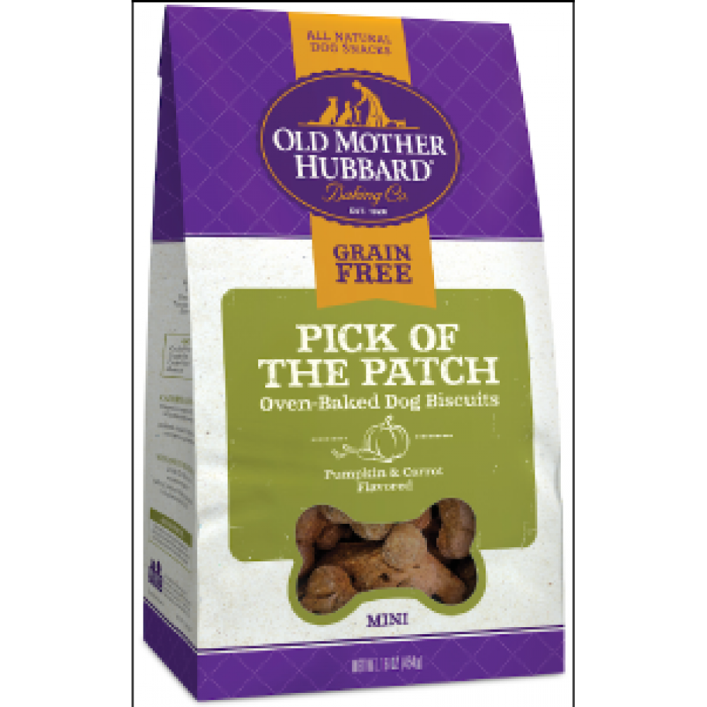 Dog Treat Old Mother Hubbard Pick Of The Patch