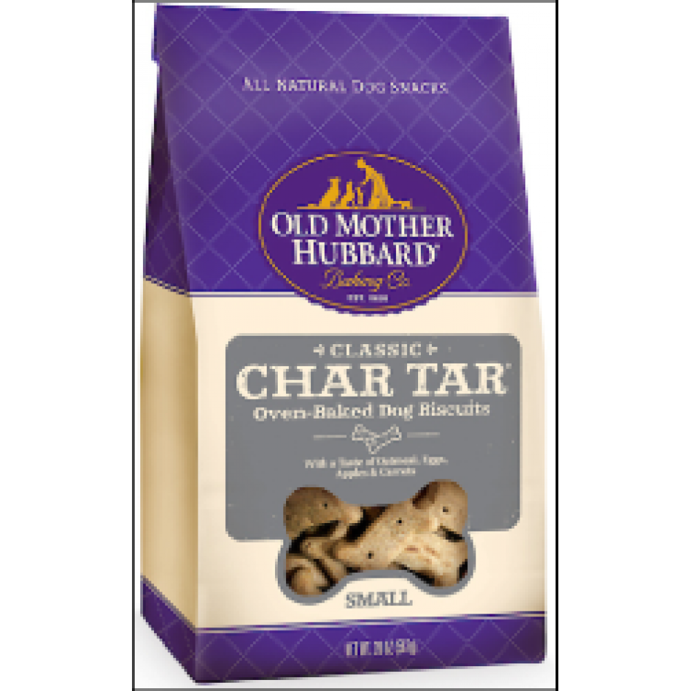 Dog Treat Old Mother Hubbard Char Tar