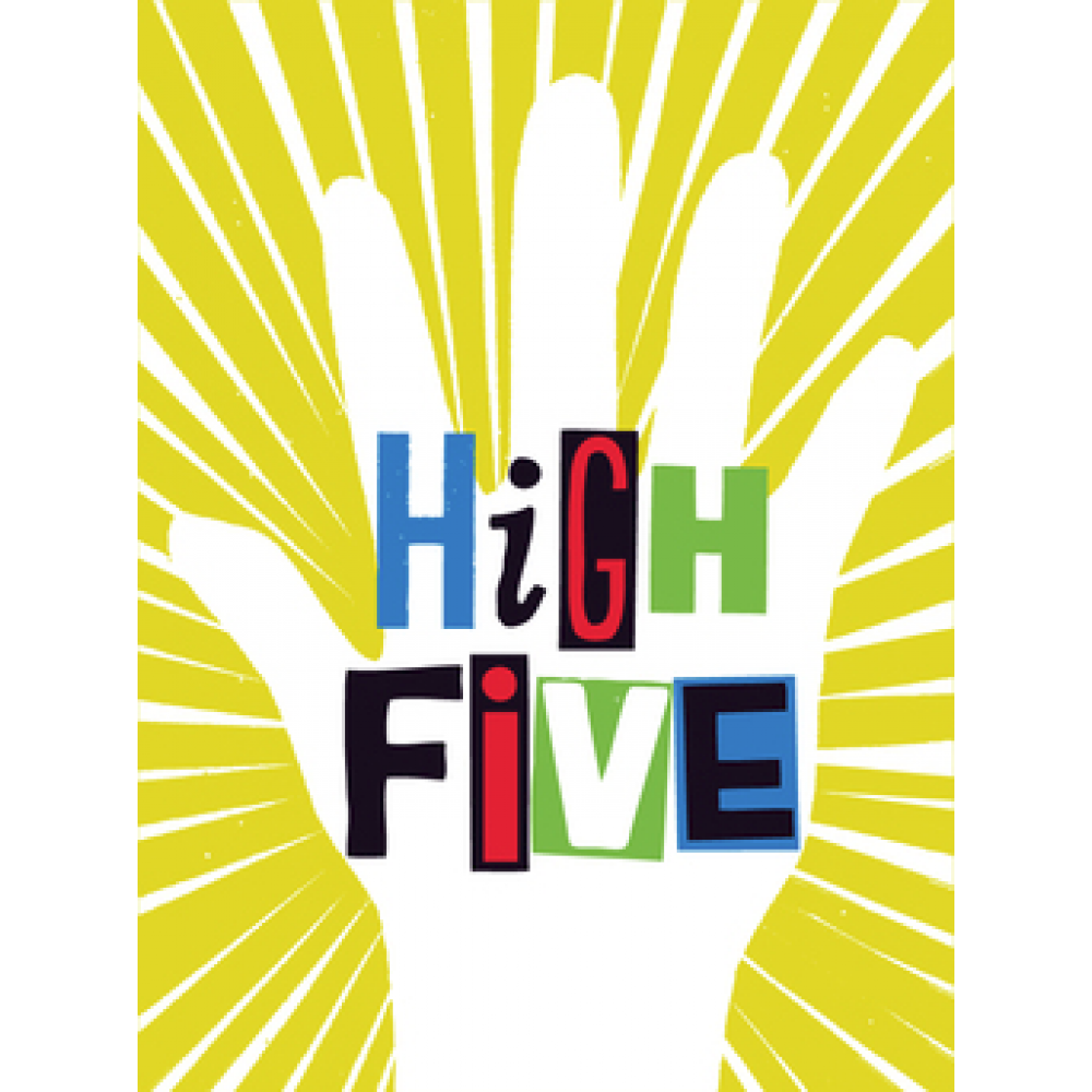 Congratulations - High Five