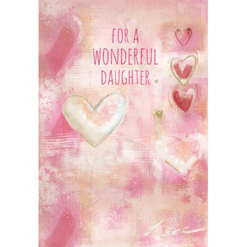 Valentine - Daughter Soft Pink