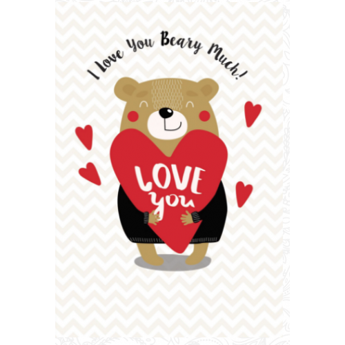 Valentine - Kids Bear