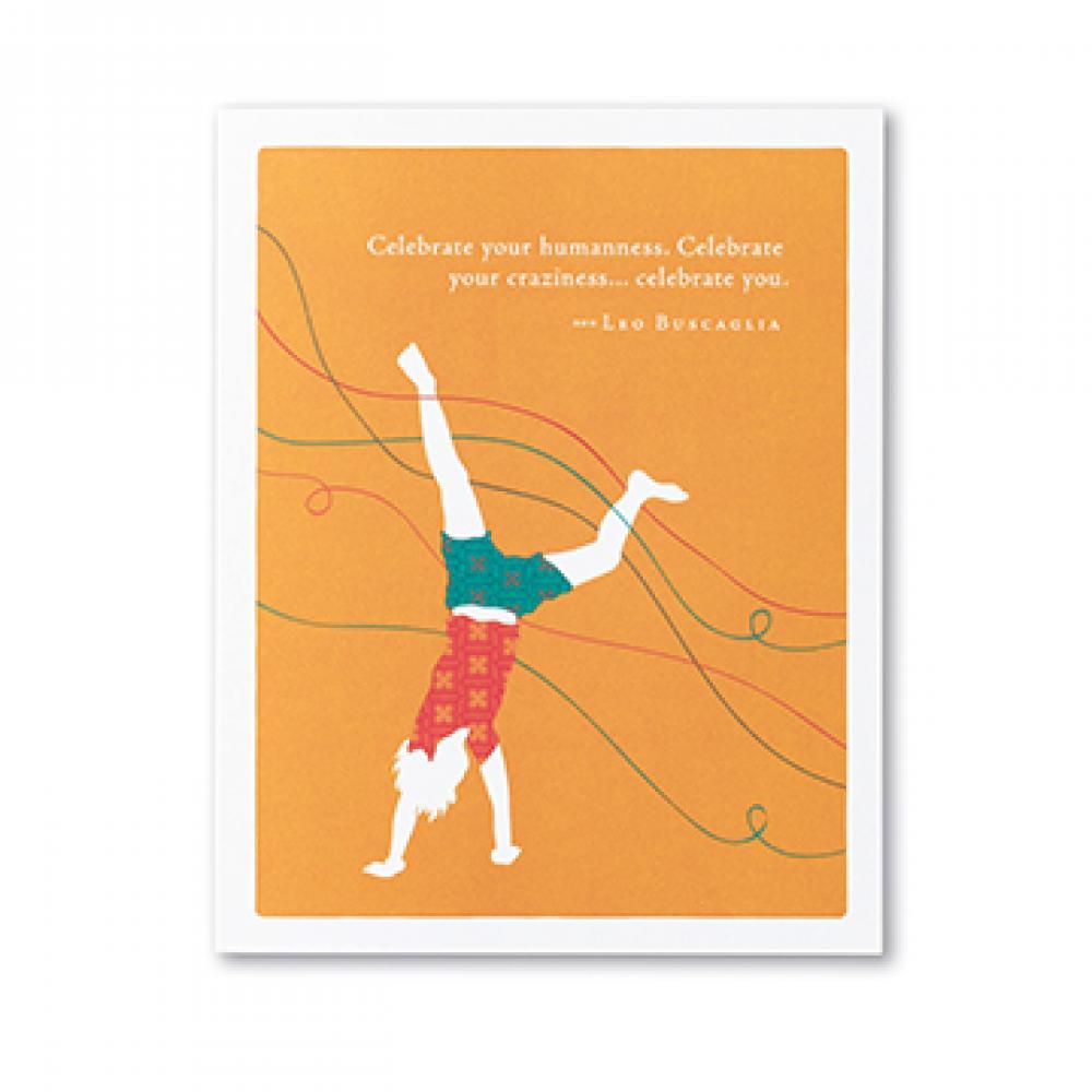 Birthday - Celebrate Humanness