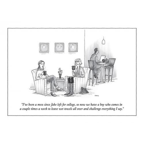Any Occasion - New Yorker - Son Subsitute