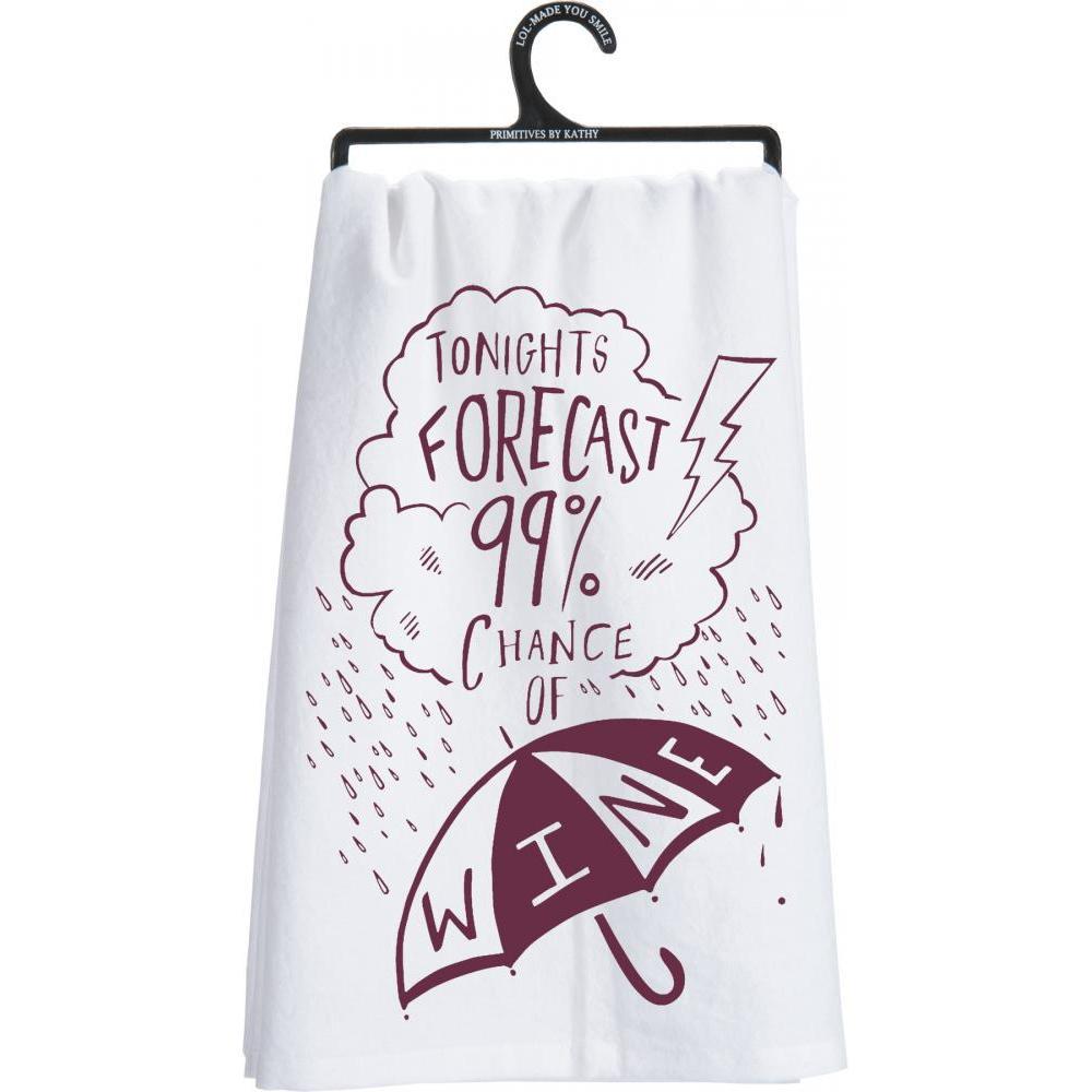 Dish Towel 99 Percent Chance
