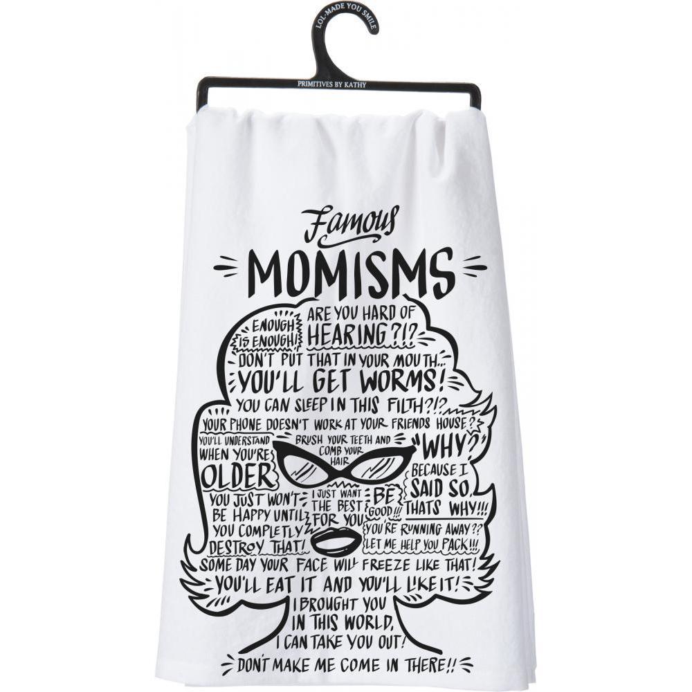 Dish Towel Momisms