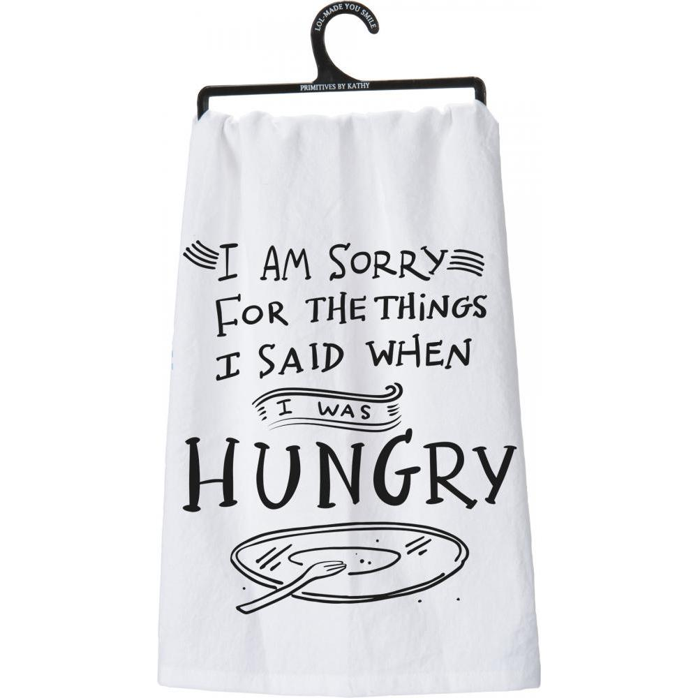 Dish Towel Hungry