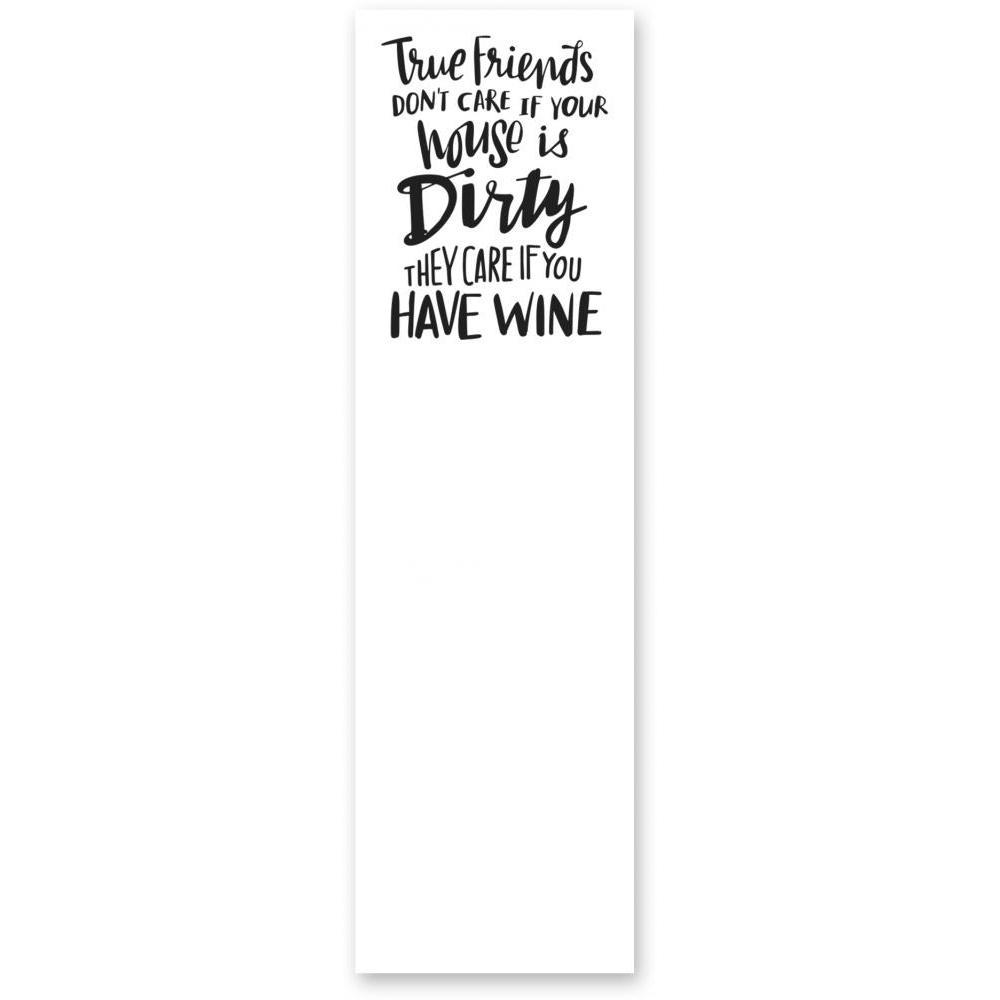 List Notepad True Friends