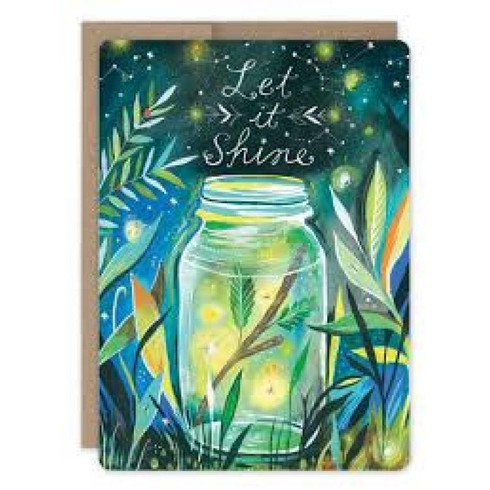 Birthday - Firefly Jar