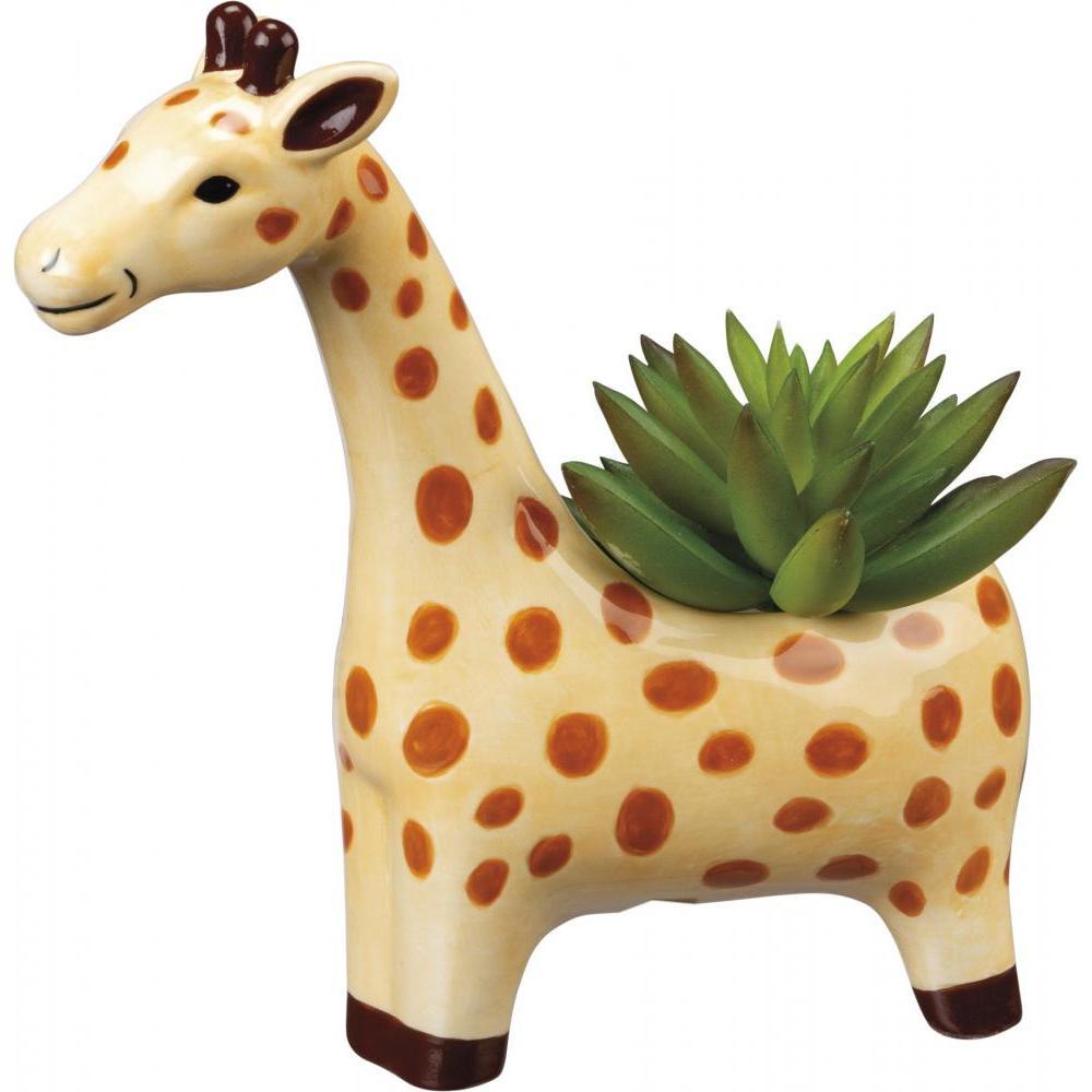 Planter Giraffe