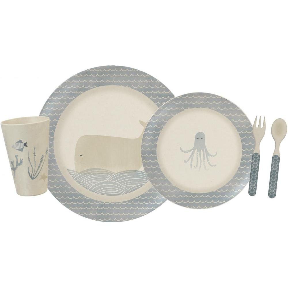 Kids Meal Set Under The Sea