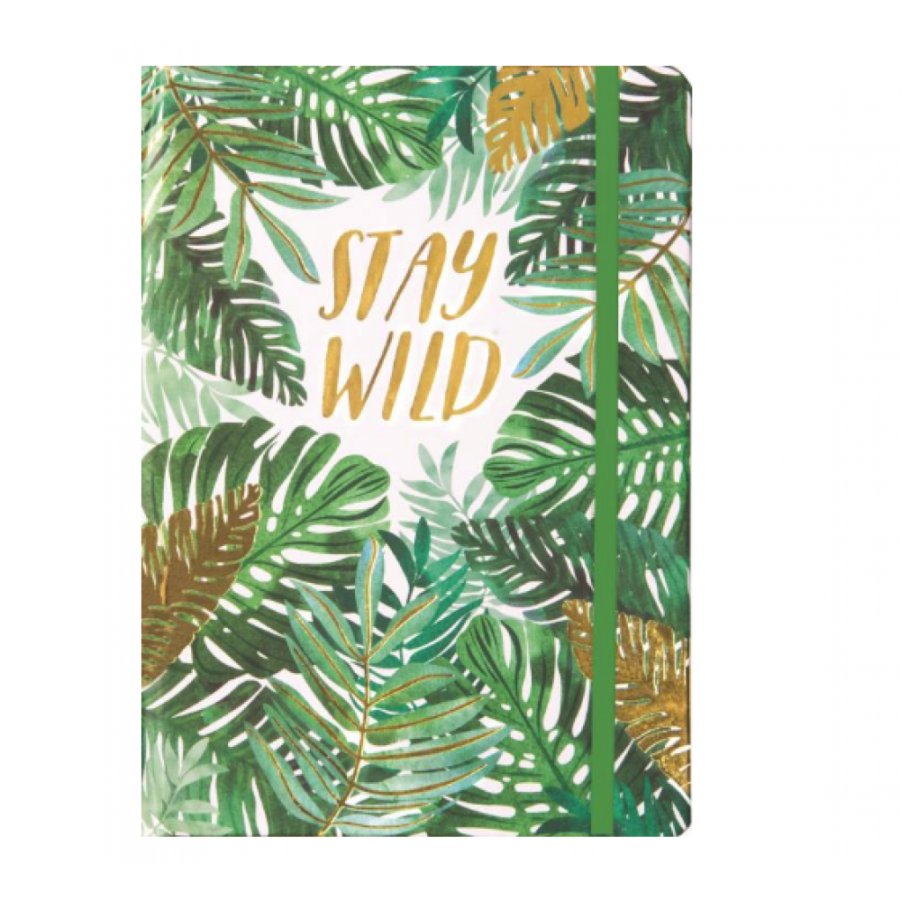 Journal - Stay Wild