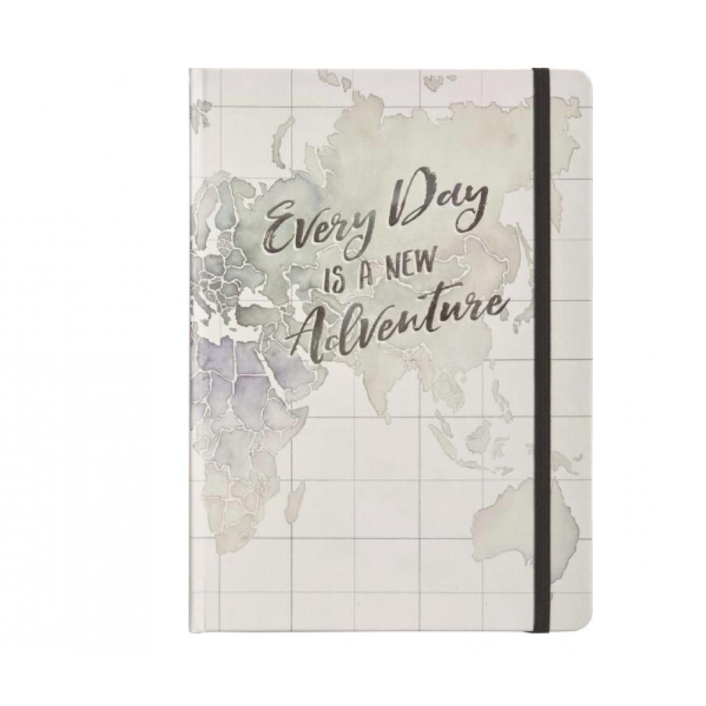 Journal - New Adventure