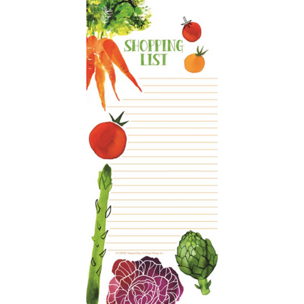 Shopping List - Eat Your Veggies