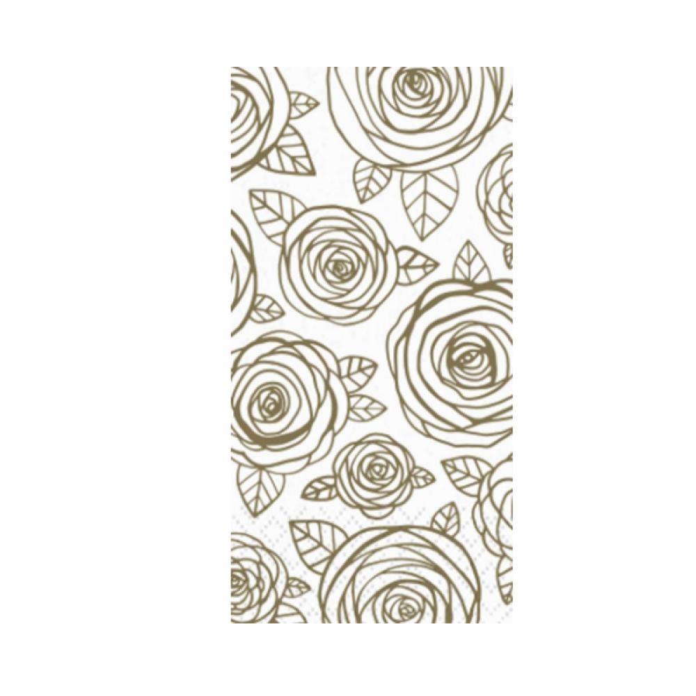 Hankies - Golden Blooms