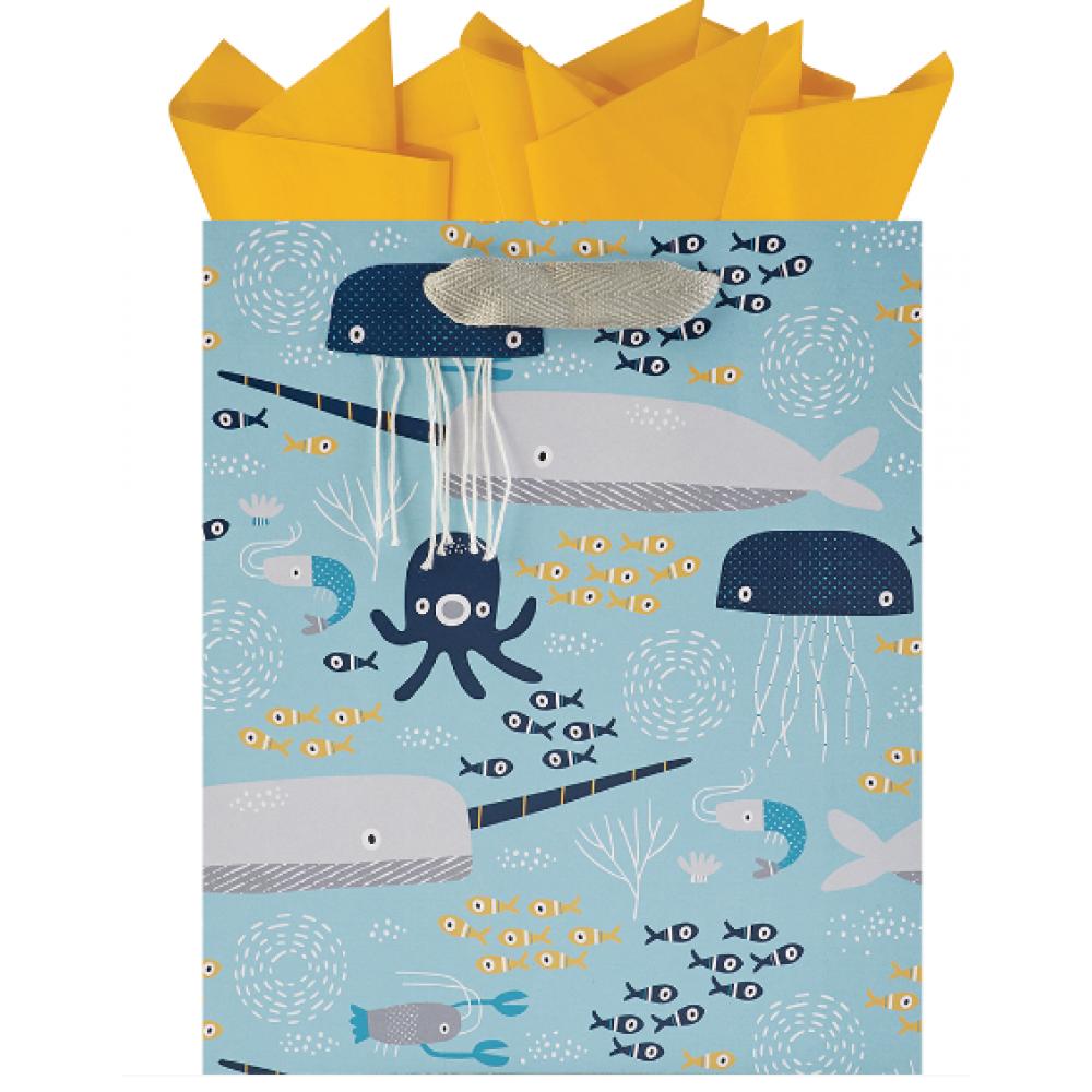 Gift Bag Medium Much To Sea
