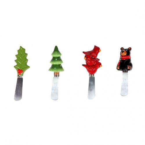 Seasonal Christmas - Bearly Winter Spreaders