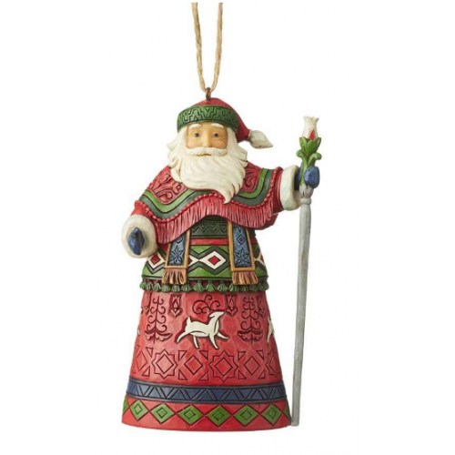 Ornament - Jim Shore Lapland Santa