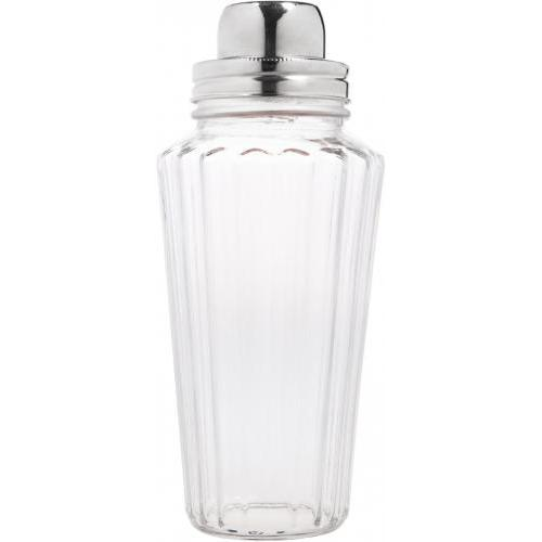 Barware Shaker With Silver Lid 25oz