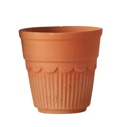 Planter - Terra Cotta Pot 3x3