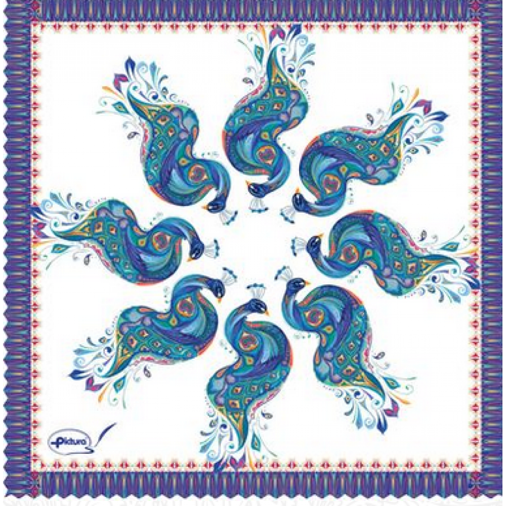 Smart Cloth - Peacock