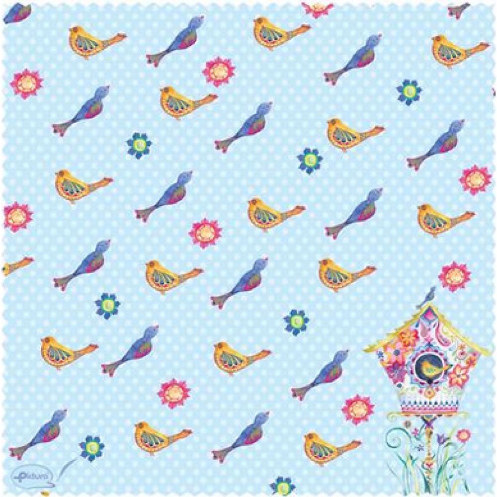 Smart Cloth - Bird House