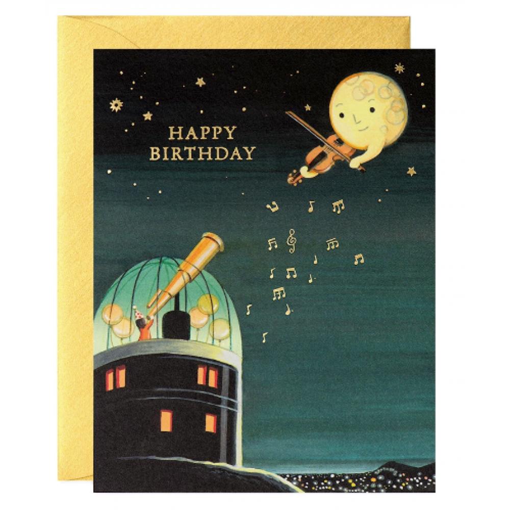 Birthday - Observatory