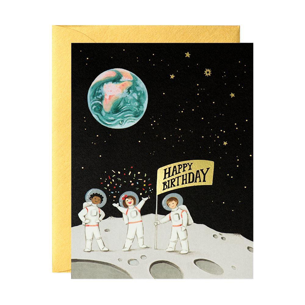 Birthday - Astronauts