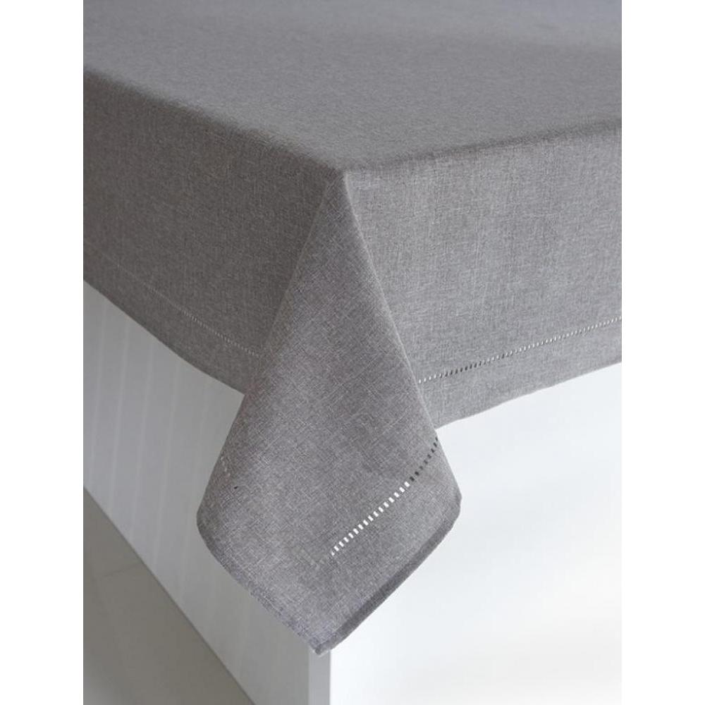 Table Cloth - Linen Look 60x120 - Grey