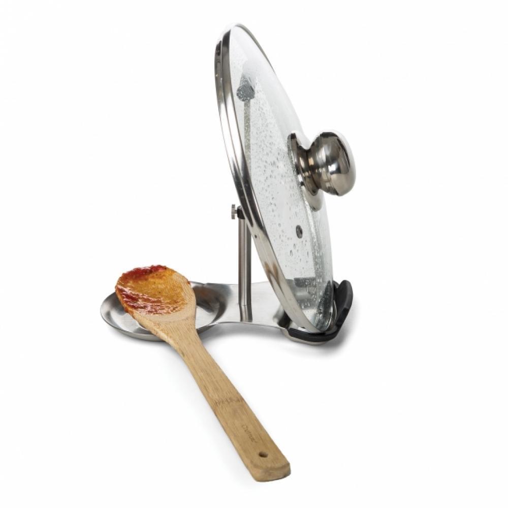 Adjustable Lid & Spoon Rest