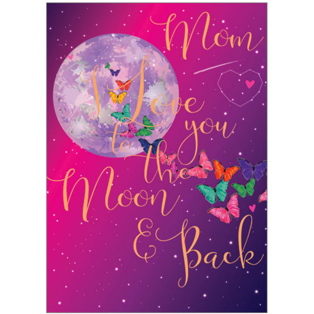 Mothers Day - Moon