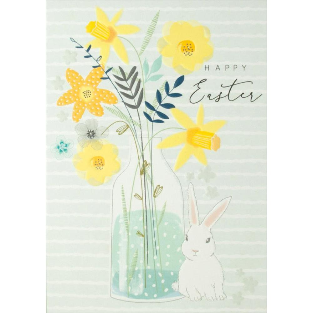 Easter - Flower Bunny