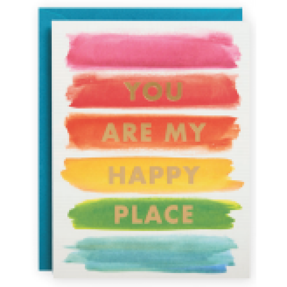 Any Occasion - Rainbow Happy Place