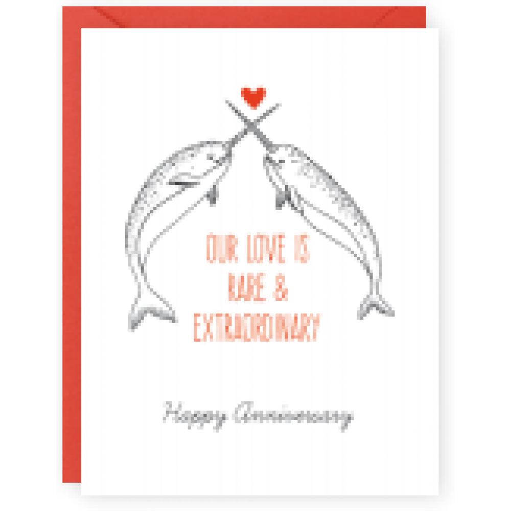 Anniversary - Narwahl Extraordinary