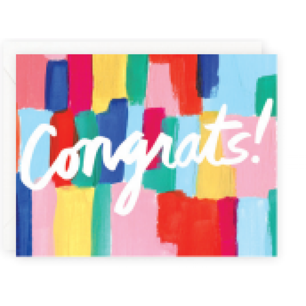 Congrats - Painted