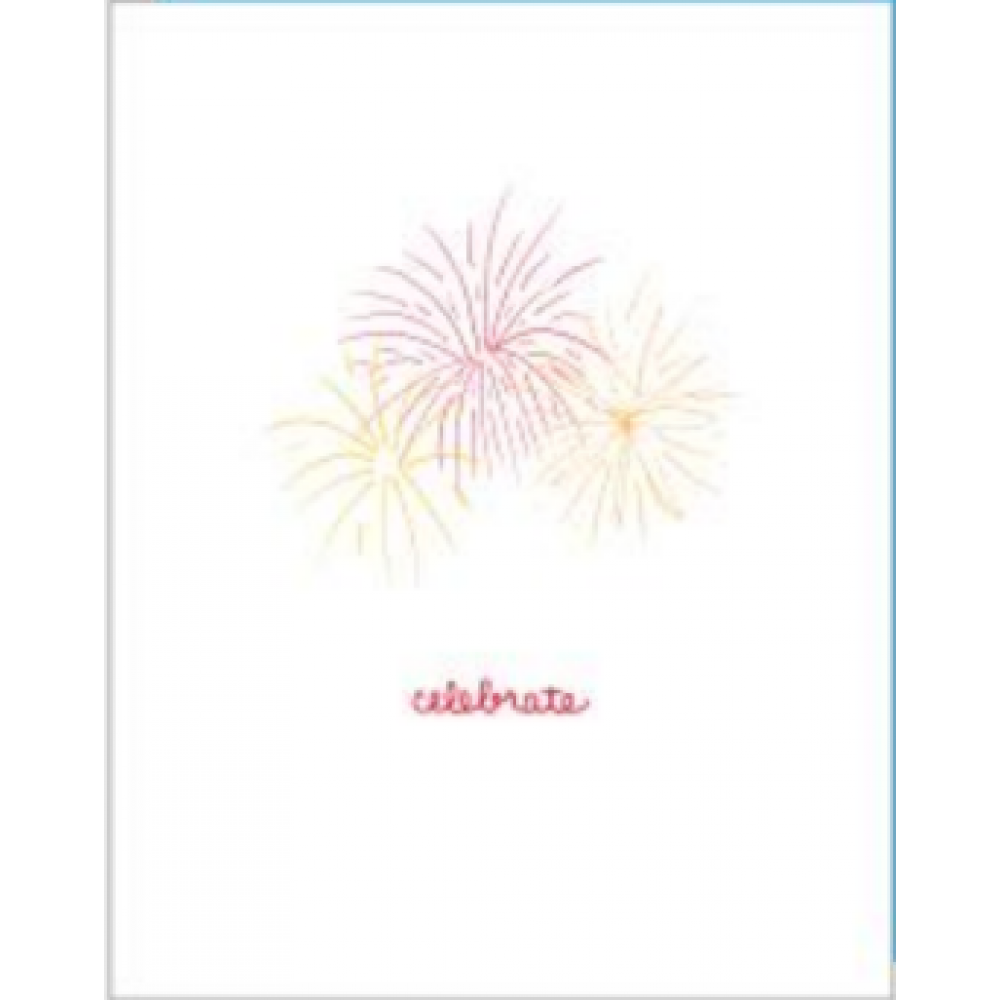 Any Occasion - Celebrate Fireworks