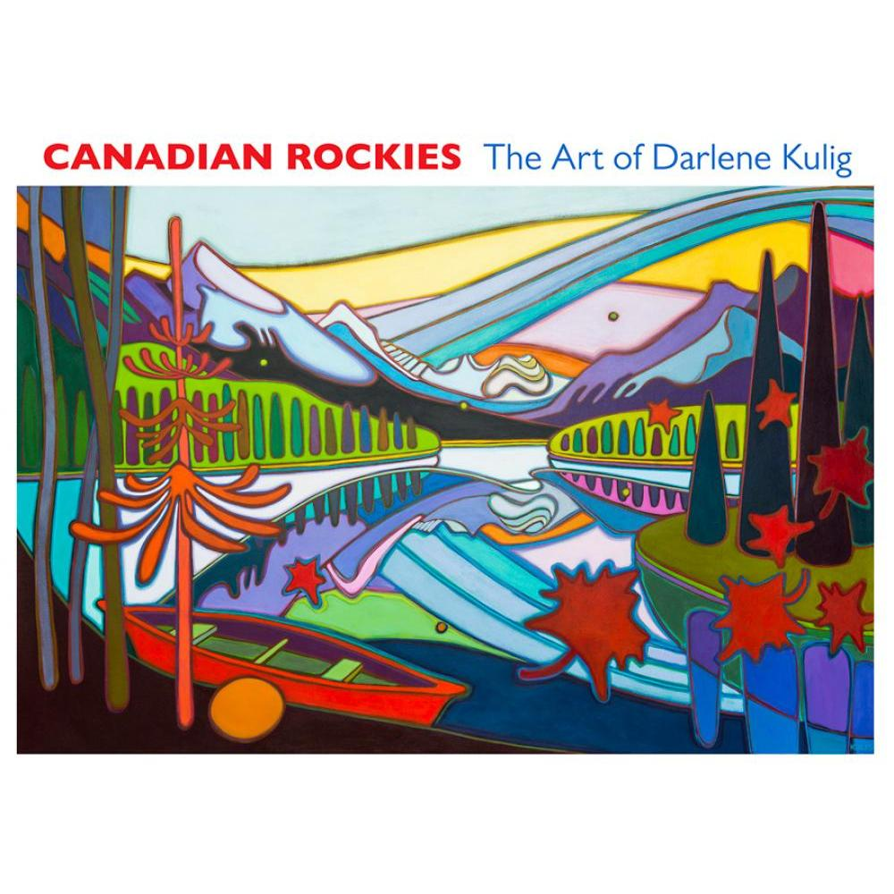Boxed Card - Canadian Rockies